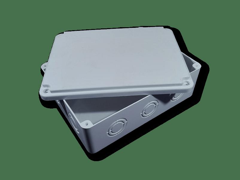 جعبه تقسیم روکار  20*15 پلی کربنات
