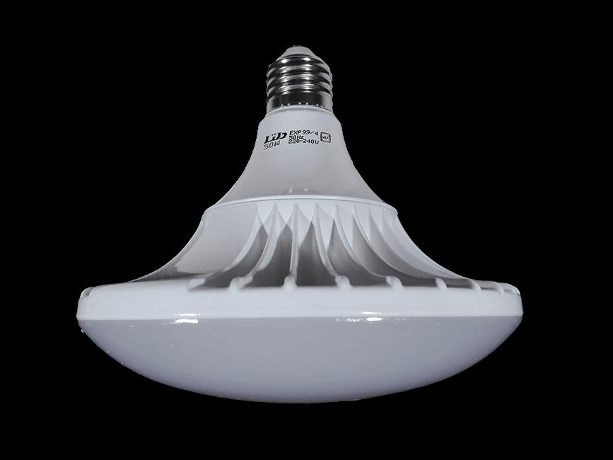 لامپ 50 وات چتری دلتا