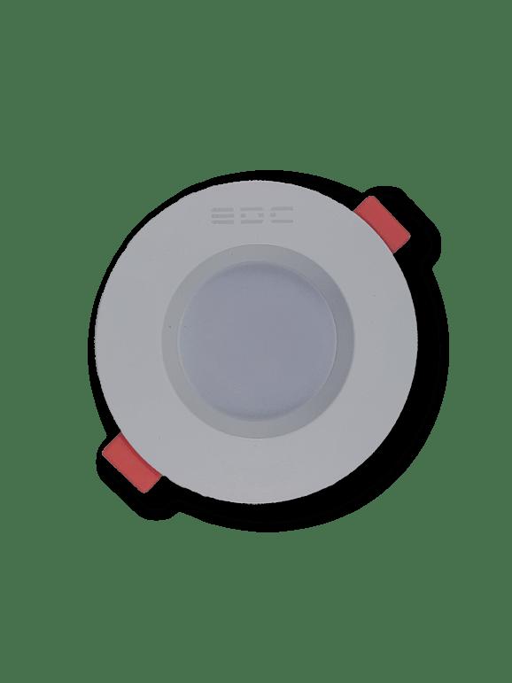 چراغ توکار دیپ 5 وات EDC