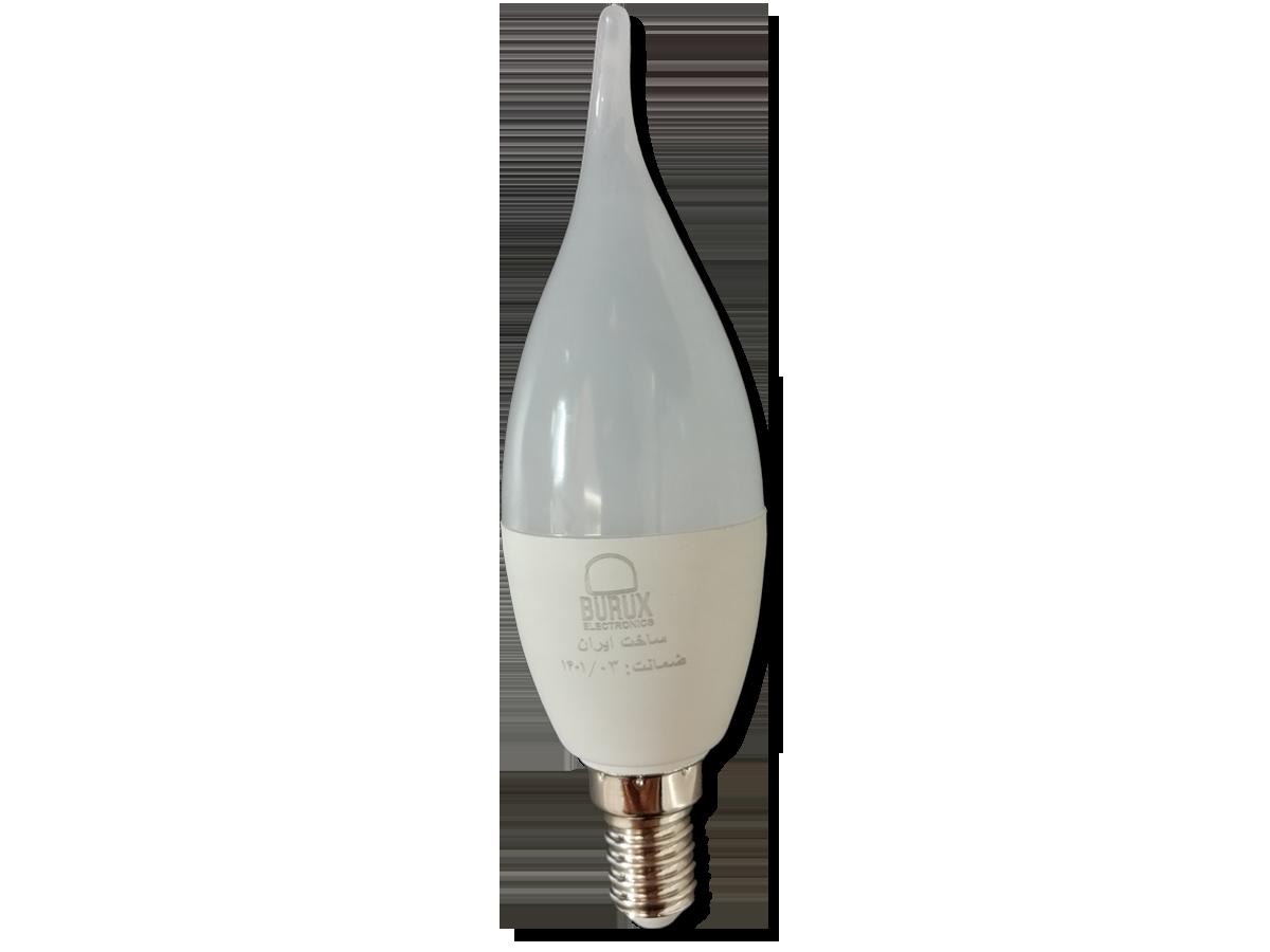 لامپ 7 وات اشکی بروکس E14